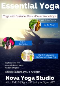 EO Yoga Winter 2015 Promo