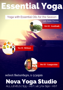 Essential Yoga - Fall 2014 Promo